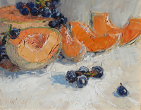 "Ann McMillan - ""Cantaloupes And Grapes"""