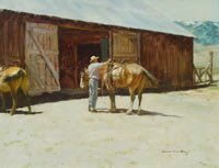 "Donald Teague - ""The Wrangler"""