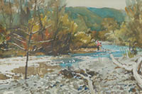 "Donald Teague - ""Carmel River"""